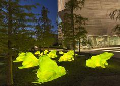 Inaugurado en Dallas, el Perot Museum Of Nature and Science