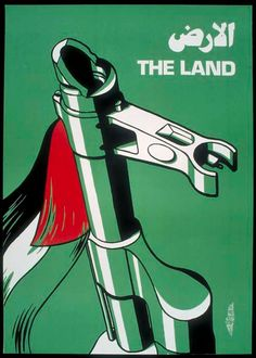 This is a PFLP poster celebrating Land Day. I chose it because I vision a liberated and united Palestine free from imperialist, colonialist, and Zionist hands.