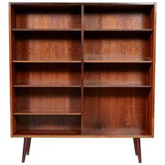 Danish Rosewood Bookcase, 1960s 1