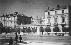Athens City, Athens Greece, Old Greek, Greek History, Once Upon A Time, Old Photos, Wonders Of The World, Cinema, Street View