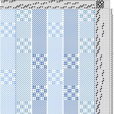 Afbeeldingsresultaat voor plain weave on 8 shaft loom Weaving Patterns, Knit Patterns, Textures Patterns, Loom Weaving, Hand Weaving, Lace Weave, Printable Sheet Music, Weaving Projects, Tea Towels