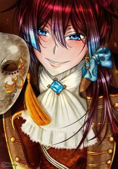 Pandora Hearts, Bungo Stray Dogs, All Anime, Blue Moon, Case Study, Illustration Art, Illustrations, Steampunk, Pictures