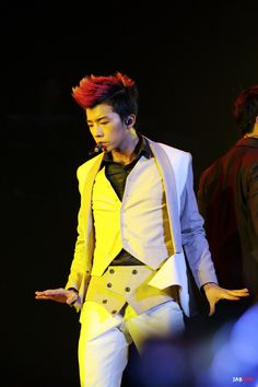 Wooyoung (우영) of 2PM