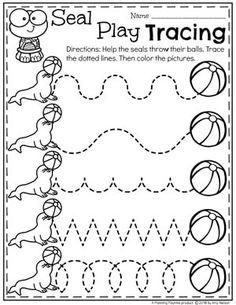 Preschool Worksheets, Kindergarten Activities, Learning Activities, Preschool Activities, Spanish Activities, Vocabulary Activities, Teaching Spanish, Circus Activities, Ocean Activities