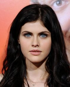 Alexandra Daddario as Ana Steele !!!!! perfect with her big blue eyes!