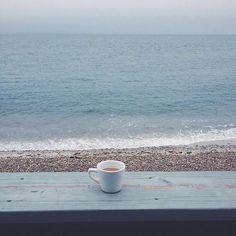 Oceanfront Coffee