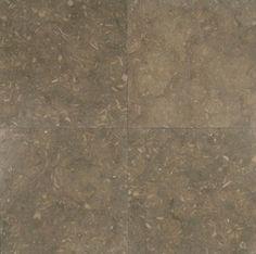 "Bedrosians Limestone Tile Seagrass 12"" x 12""$5.06sf Also 24x24 for $7.14 sf"