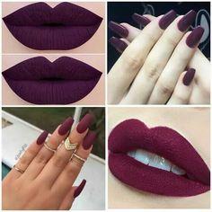Burgundy, top fashion colour.