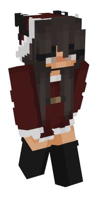 Check out our list of the best Girl Minecraft skins. Minecraft Mädchen Skins, Minecraft Skins Christmas, Minecraft Mods, Minecraft Buildings, Plastic Canvas Tissue Boxes, Plastic Canvas Patterns, Skin Mine, Avatar, Lyna Youtube