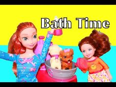 AllToyCollector Barbie Suds & Hugs Pups Frozen Anna Amber & Annabelle Puppy Bath  AllToyCollector Barbie Puppy Playset Mattel Barbie Suds & Hugs Pups playset with Disney Frozen Princess Anna and her kids Frozen Amber & Annabelle. Amber & Annabell give Barbie's puppy a bath…   http://girlbarbie.com/alltoycollector-barbie-suds-hugs-pups-frozen-anna-amber-annabelle-puppy-bath-8/