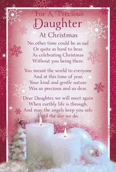 Missing my daughter this and every Christmas. I carried her through the holidays, and now I carry her in my heart. 3 years have passed and it isn't getting any easier. I love you Ella.