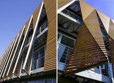 wooden louver architecture - Google 検索