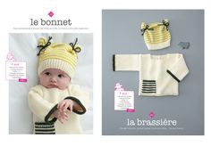 Catalogue N°129 : Layette Facile - Layette - Phildar