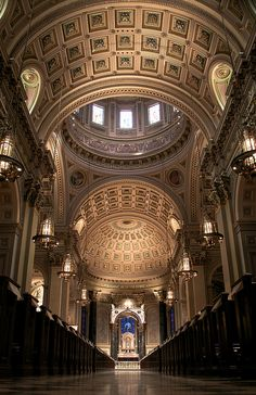 Cathedral Basilica of Saints Peter and Paul, Philadelphia, USA