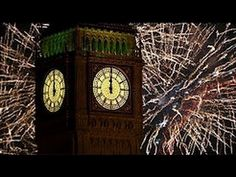 London Fireworks 2017 - New Year's Eve Fireworks - BBC One