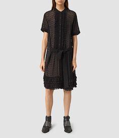 044c65e1dd69 Women s Abel Emrys Dress (Black) - product image alt text 1