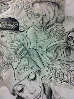 Artist Boog Star- this guy is fucking amazing
