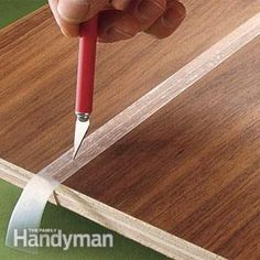 Woodworking Tips: Editors' Favorites  6 Ideas that'll make your shopwork easier and more fun