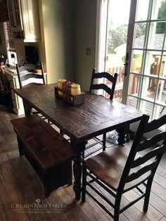 375 best farm tables farmhouse tables reclaimed barn wood images rh pinterest com