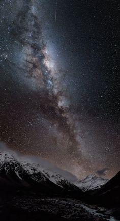 """breathtakingdestinations: """" Mount Cook - New Zealand (von David Kingham) """""""