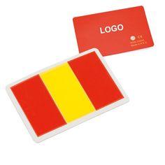Set Pinturas Odonis. #regalosdempresa #artículospublicitarios #españa Plastic Cutting Board, Coasters, Logos, Spain Flag, Corporate Gifts, Paintings, Coaster, Logo