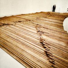 Ai Weiwei exhibit, Hishhorn Museum, DC