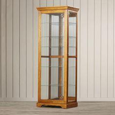 Chateaux Display Cabinet | Wayfair | Home decore | Pinterest ...