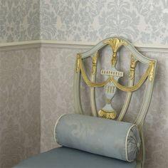 Barocktapete Alvescot von Zoffany - Meine Wand