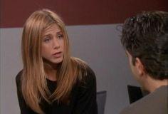 The Impact of Rachel Green's Ever-Changing Hair | Season 5 -- Serious Rachel Season 5 hair is my dream.