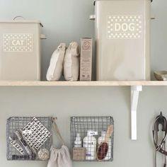 Utility room with sink | Modern utility room ideas | housetohome.co.uk