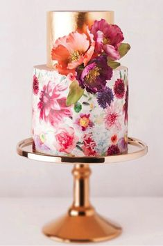 Beautiful Wedding Cakes The Best From Pinterest ❤ See more: http://www.weddingforward.com/beautiful-wedding-cakes/ #weddings #WeddingCakes #weddingdecoration