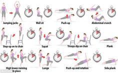 schede esercizi addominali - Cerca con Google
