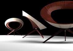 Bowl Chair - Tierney Haines Architects