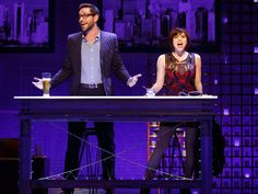 Score a First fook at Zachary Levi and Krysta Rodriguez's Broadway FIRST DATE