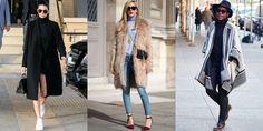 50 Ways To Style A Turtleneck   - HarpersBAZAAR.com