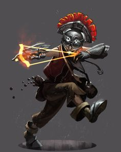 Red Knight - The Squire by JoshCorpuz85 on DeviantArt