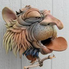 Gnomes/Goblins Birdhouse!