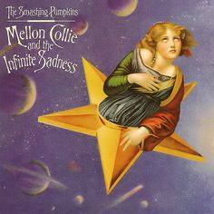 Rock Album Artwork: Smashing Pumpkins - Mellon Collie and the Infinite Sadness