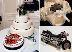 harley davidson wedding cake - here is a harley davidson wedding