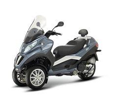 Piaggio MP3 LT mit Führerscheinklasse B  #Führerschein #KlasseB #MP3lt #Piaggio