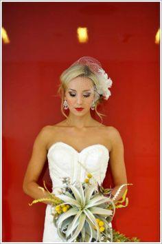A stunning + glamorous bride Succulent Bouquet, California Wedding, Air Plants, Beautiful Bride, Wedding Inspiration, Wedding Ideas, Garden Wedding, Wedding Details, Wedding Styles