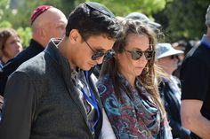 Marking Holocaust Remembrance Day at Yad Vashem, 24/04/2017