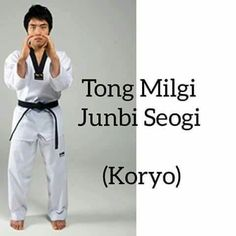 Taekwondo Koryo teory