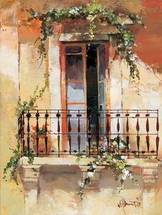 balcony Mais