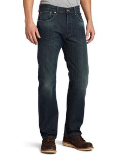 aa624d578 NEW LEVI S STRAUSS 501 MEN S PREMIUM STRAIGHT LEG JEANS BUTTON FLY 501-0990   jeans