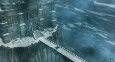 Abandoned Cathedral by Natal-ee-a on DeviantArt