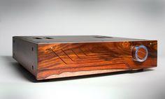 Audio Amplifier, Hifi Audio, Audiophile, Speakers, Speaker Box Design, Radio Design, Ceramic Texture, Computer Case, Cool Toys
