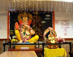 Ganesh at #Ganesh Tenple in NYC
