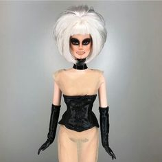 Sharon Needles serving Barbie Doll realness • RuPaul's Drag Race • Winner of Season 4