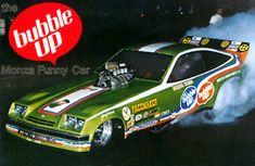 70s Funny Cars - Bubble Up